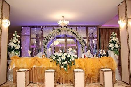 Оформление праздничного зала в Днепропетровске