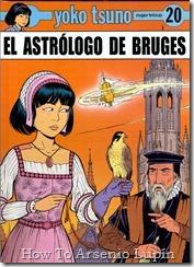 P00020 - Yoko Tsuno  - El astrolog