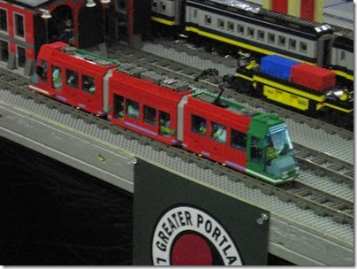 IMG_0180 Greater Portland Lego Railroaders Layout at the Great Train Expo in Portland, Oregon on February 16, 2008