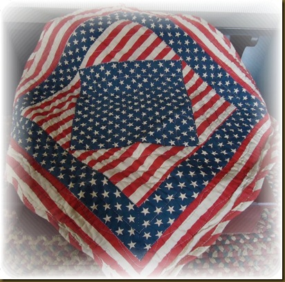 Americana table square