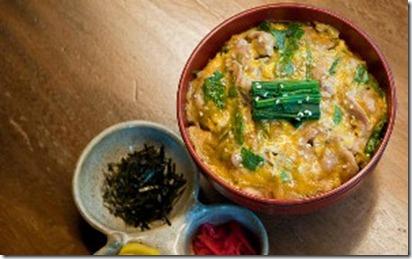 Tori Oyako-don Nasi Spesial Jepang Indonesia