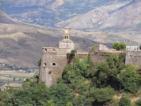 14. Turnul cu ceas din Gjirokaster.JPG