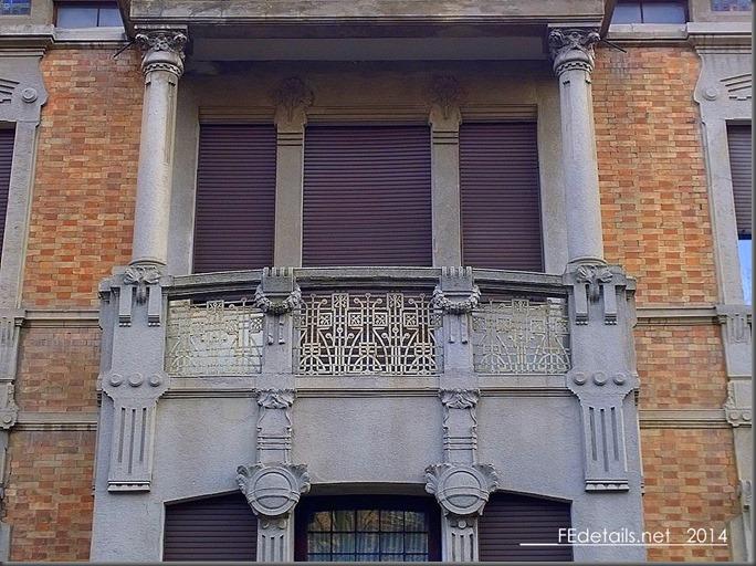 Palazzo Masieri - Finotti, Ferrara, Italy, Photo3