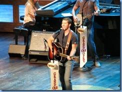 9868 Nashville, Tennessee - Grand Ole Opry radio show - Josh Turner