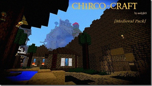Chirco-Craft Texture pack-logo