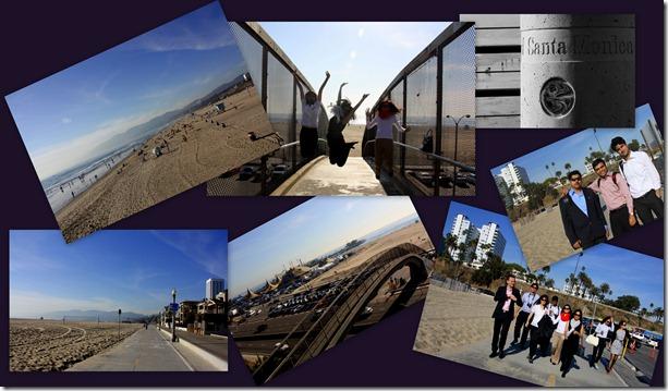 LA - trip to Santa Monica - 22nd Feb 2012