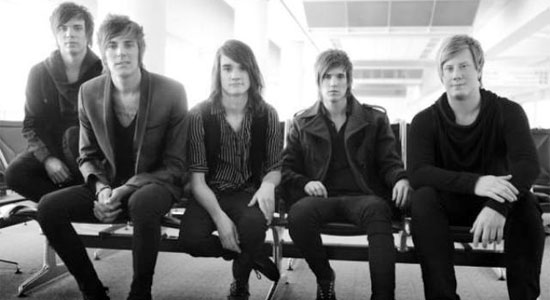 The Maine no HSBC Brasil