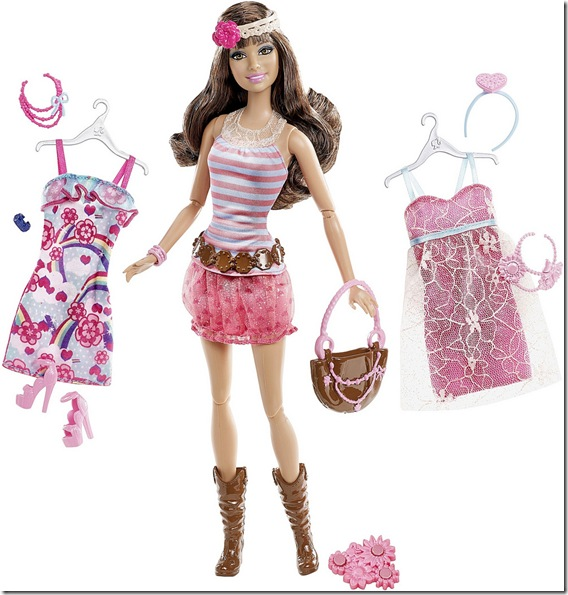 barbiefashionistawardro