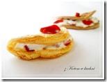 zkotemwkuchni,dieta dukana. omlet na słodko bez skrobi z jagodami goji i serkiem
