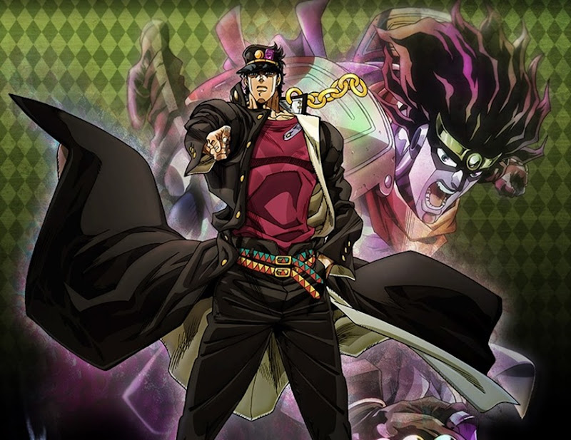 Jojo's Bizzare Adventure Stardust Crusaders