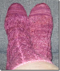 CookieA Sunshine Sock