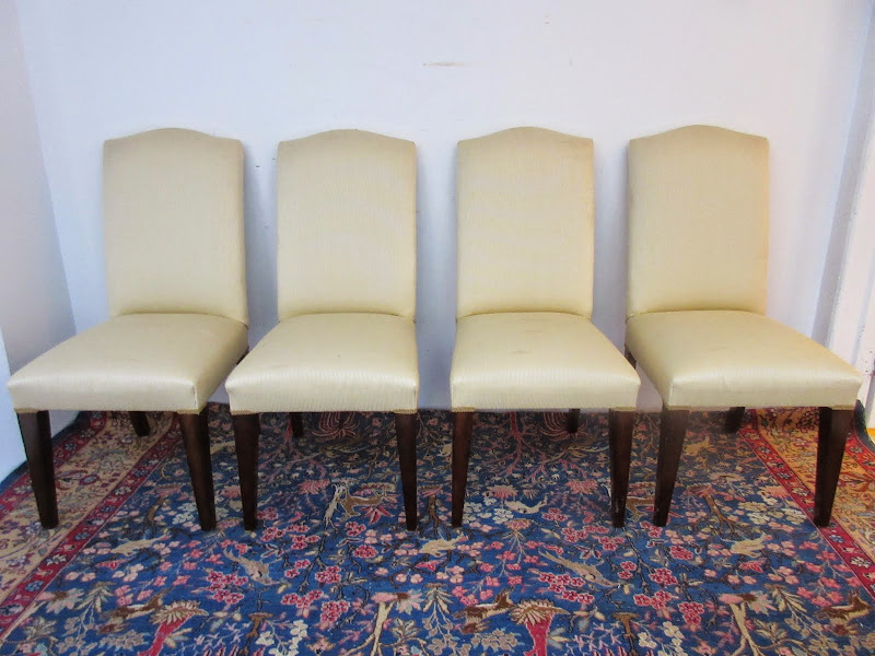 Armless Dining Chair Set