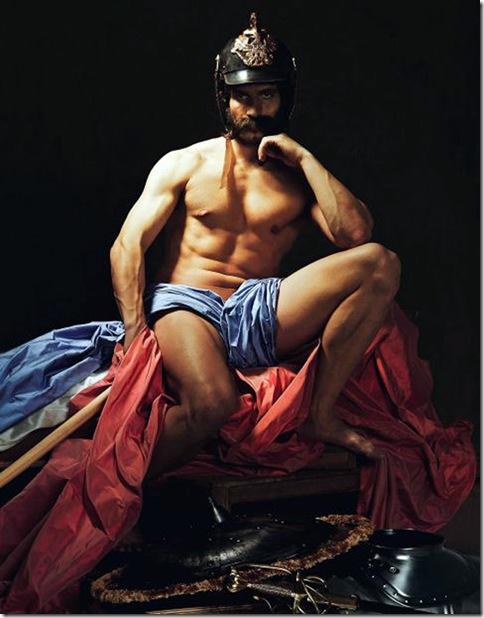 Manuel Outumuro_Quim Gutiérrez. El dios marte, de Velázquez