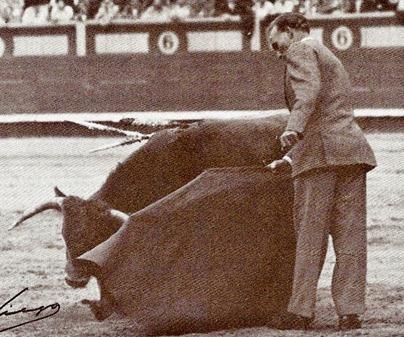 1956-11-27 Madrid (Homenaje a Villalta) Ortega 001