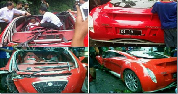 Dahlan Iskan Kecelakaan Saat Test Drive Ferrari Listrik Tucuxi   foto   Tempo.co-142335