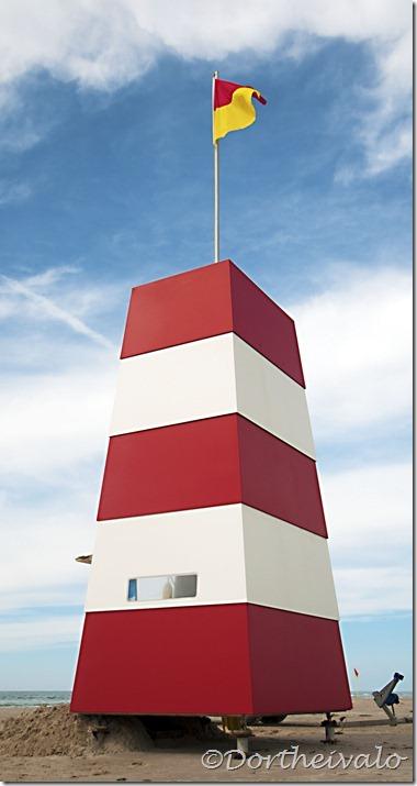 livreddertårn