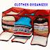 Tempat Pakaian | Clothes Organizer | rak baju