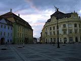 Downtown Sibiu