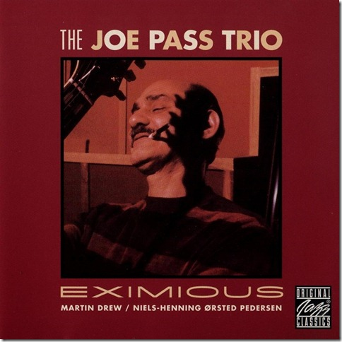 Joe Pass - 1982 - Eximious