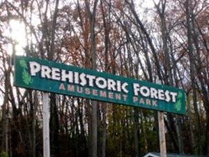 Prehistoric Forest Theme Park
