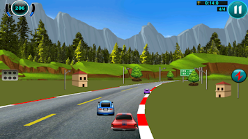 Screenshot of TM Turbo Racing Tablet