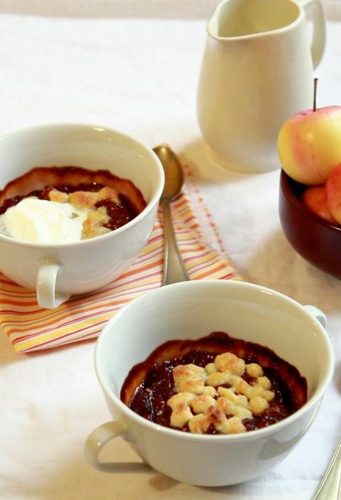 mele e berry a colazione 1