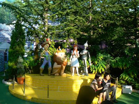 Imagini Osaka: Vrajitorul din Oz la Universal Studios