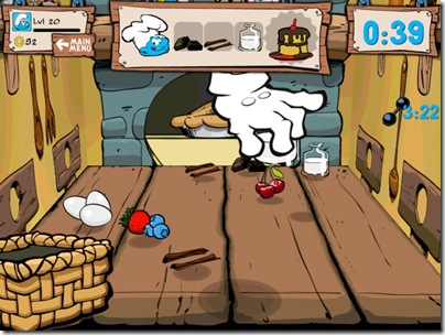 Greedy Smurf's Bakery