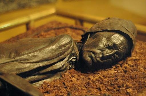Tollund Man, The 2,400 Year Old Bog Body | Amusing Planet