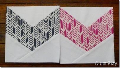 Feathers Print Matching