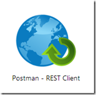 how to use postman rest client