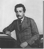 fotos de Einstein  1912
