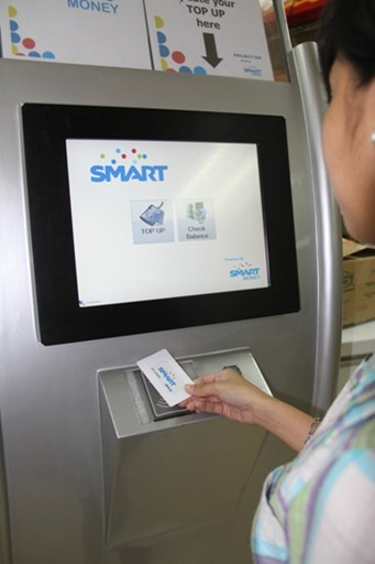 Smart Communications NFC Trial Philippines