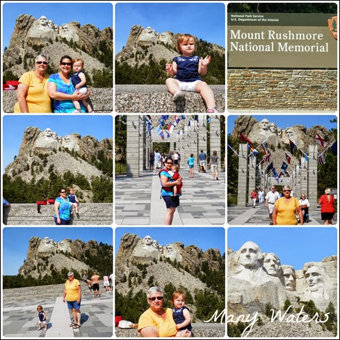 Many Waters Mt Rushmore