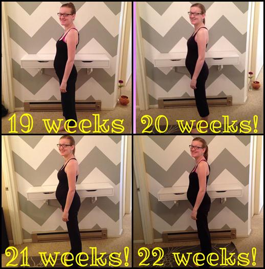 19-22 weeks