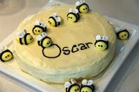 Oscar&#039;s cake