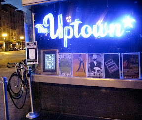 The Uptown is here for you...