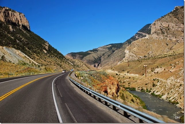 07-24-14 A Travel from Cody to Wapiti CG (1)