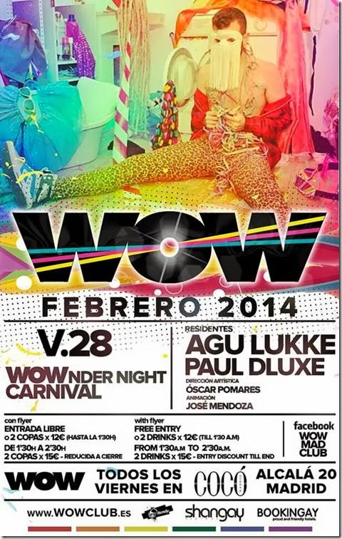 wow 28Feb Carnaval