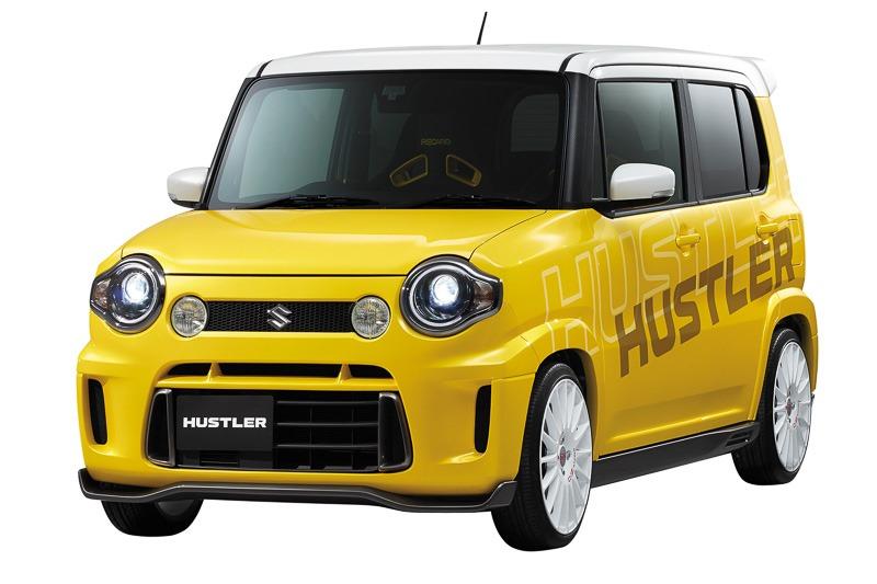 2014 - [Mazda/Suzuki] Flair Crossover / Hustler Suzuki-TAS-2014_1%25255B4%25255D