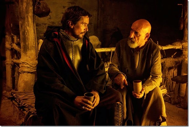 bale and ben kingsley EXODUS GODS AND KINGS