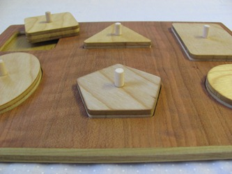 Open Grain Woodwork