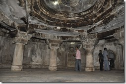 gwalior 038 palais Man Singh premier sous sol