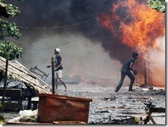 Violence in Arakan State 2