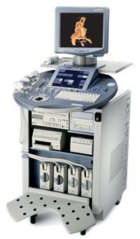 Ultrasounds Machine