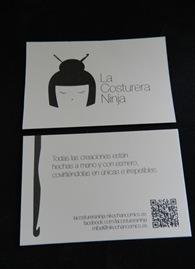 la costurera ninja