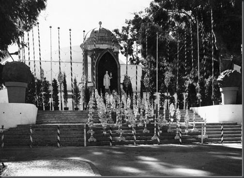 Feira na Palhavã.18 (trono de St. António)