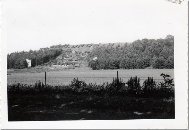 Hill Cumorah near Palmyra, New York