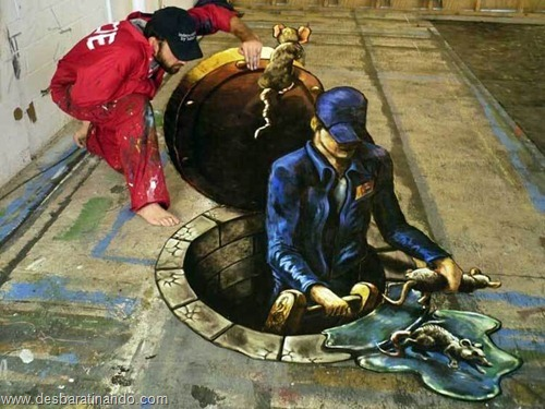 arte 3d de rua perspectiva desbaratinando  (41)
