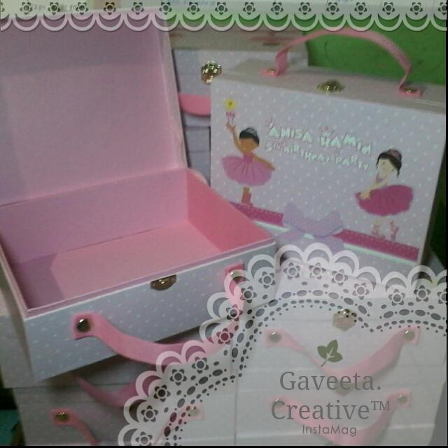 Case Box (Souvenir Box Koper)